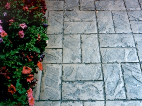 Basketweave Stone